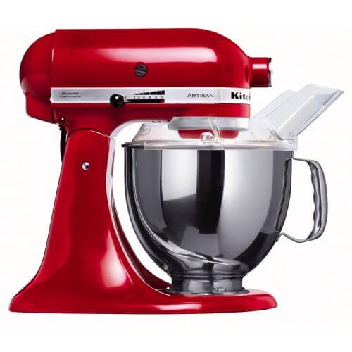 kitchenaid k252chenmaschine artisan rot 5ksm150pseer hier