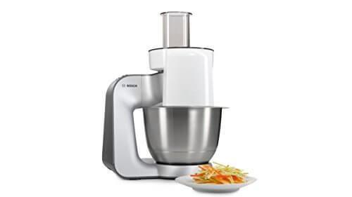 Bosch Mum56340 Küchenmaschine Styline Mum5 (900 Watt, Edelstahl
